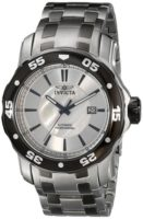 Best 10 Invicta Automatic Watches Review For Men With Round Dial