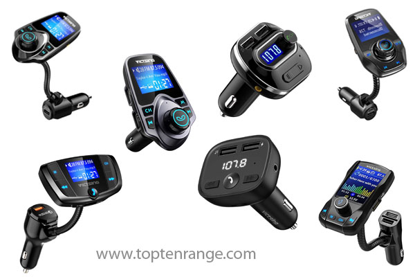 7 Best Victsing Bluetooth FM Transmitter for Car Reviews